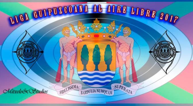 Resultados de la 1ª Jornada de la Liga Guipuzcoana.