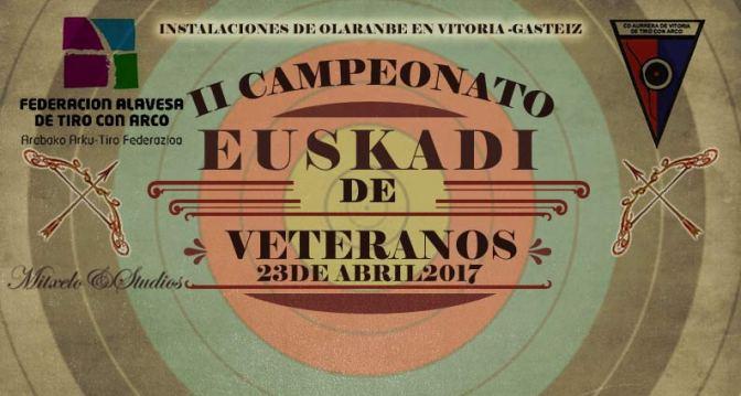 Resultados del Campeonato de Euskadi de Veteranos 2017