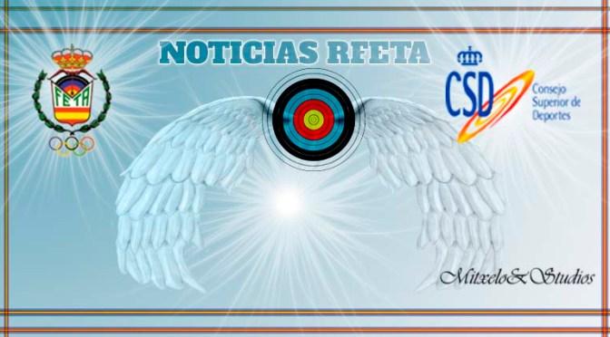 RESULTADOS PROVISIONALES Y COMUNICADO DE LA RFETA POR LA SUSPENSIÓN CAMPEONATO DE ESPAÑA 3D