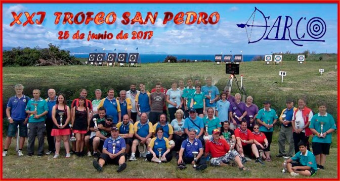 SORTEO DE DIANAS DEL XXI TROFEO SAN PEDRO DE SOPELANA
