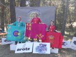 Campeonato de España de 3D para menores de 14 años, Cadetes y Junior (1)