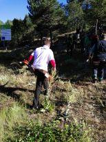 Campeonato de España de 3D para menores de 14 años, Cadetes y Junior (14)