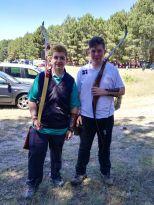 Campeonato de España de 3D para menores de 14 años, Cadetes y Junior (18)