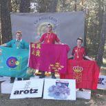 Campeonato de España de 3D para menores de 14 años, Cadetes y Junior (2)