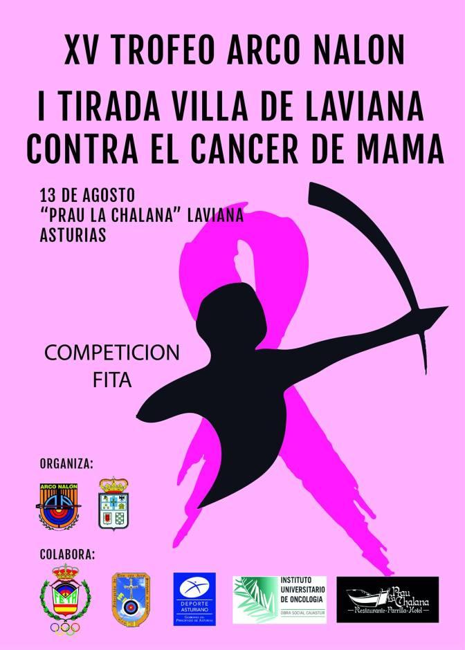 XV TROFEO ARCO NALON – I TIRADA VILLA DE LAVIANA (CONTRA EL CANCER DE MAMA)