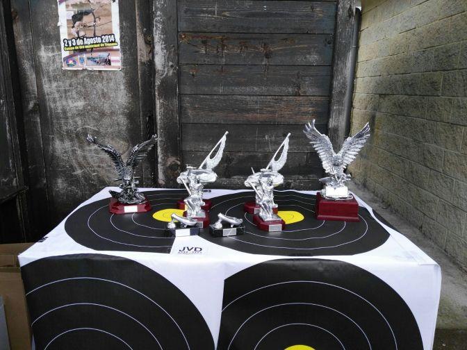 Resultados XVIII Trofeo ArcoAstur 2017