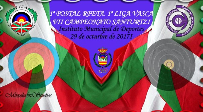 RESULTADOS DE LA 1ª POSTAL RFETA. 1ª LIGA VASCA EN SALA 2017 (ESPECIAL VII CAMPEONATO SANTURTZI)