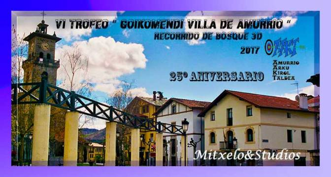 RESULTADOS DEL VI TROFEO  GOIKOMENDI (VILLA DE AMURRIO)
