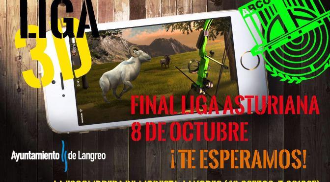 Final de Recorridos 3D de la Liga Asturiana 2017