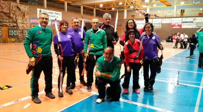 Resultados del Campeonato de Bizkaia de tiro con Arco en Sala(Bermeo 2017) 4ª N.P. – 4ª L.V.