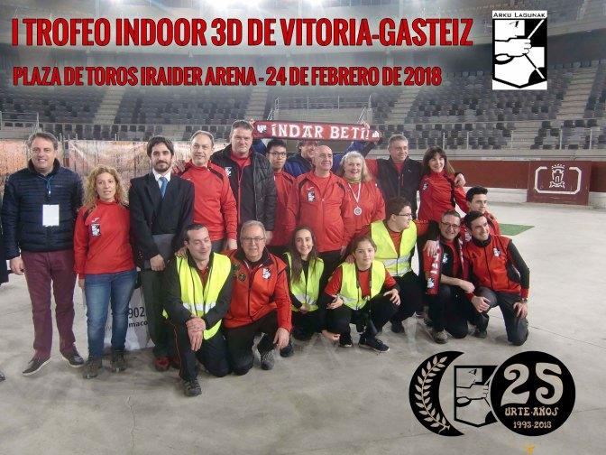 II TROFEO VITORIA-GASTEIZ 3D INDOOR