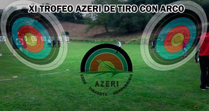 XI TROFEO AZERI DE TIRO CON ARCO 2018