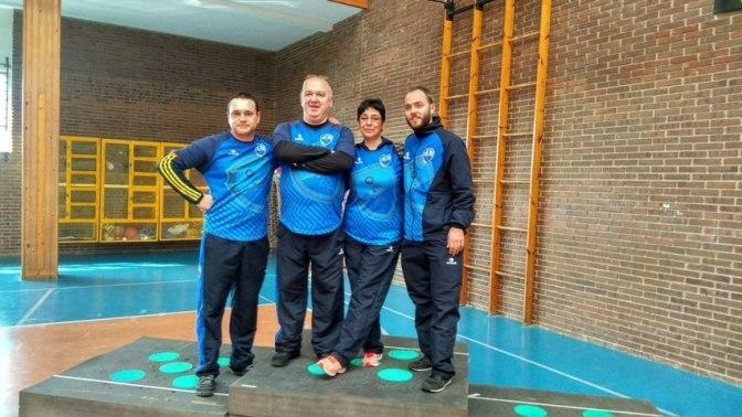 RESULTADOS TROFEO 25 ANIVERSARIO DEL CLUB  DE TIRO CON ARCO BERMEO