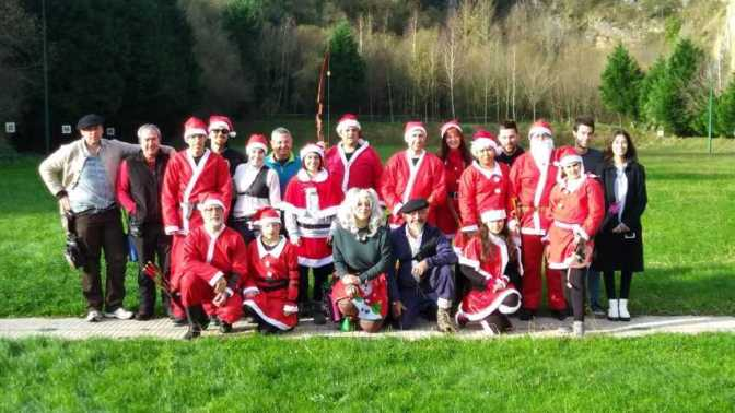 Abanto Gezaleriak celebra la Navidad 2018