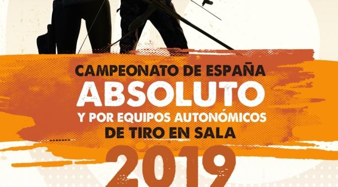 Resultados del Campeonato de España absoluto de sala 2019