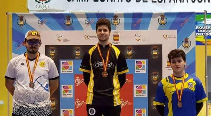 Resultados del Campeonato de España Junior. Endika Garcia Campeón de España