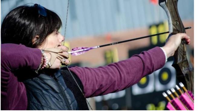 Mujeres al estilo Robin Hood