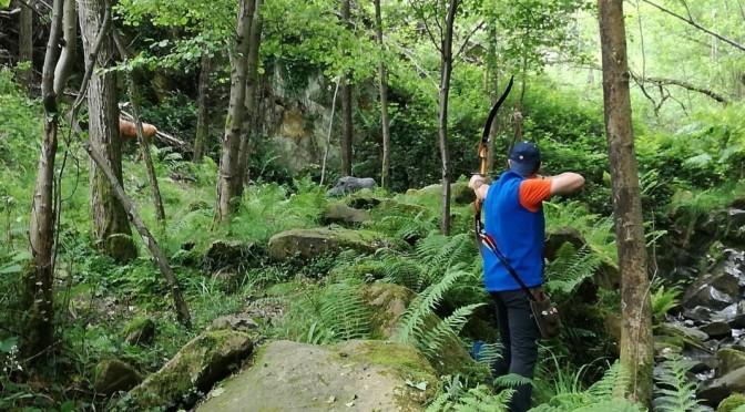 XII Tirada de bosque Gezi-Bide