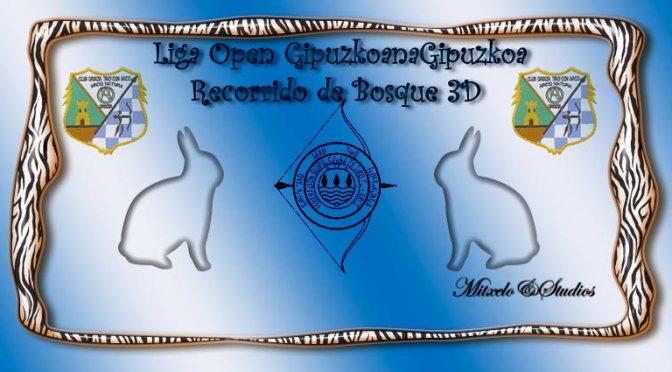 XXI Campeonato de Gipuzkoa de Recorrido de Bosque 3D 2019