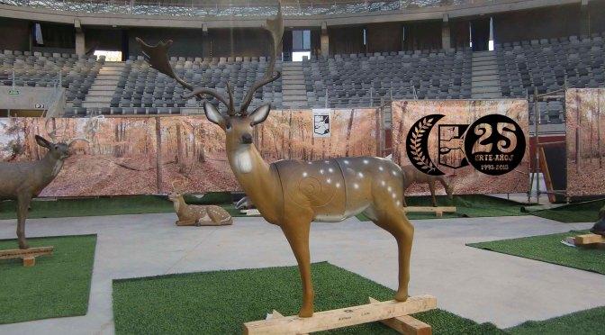 I Campeonato de Euskal Herria Indoor 3D y III Open Vitoria-Gasteiz Indoor 3D